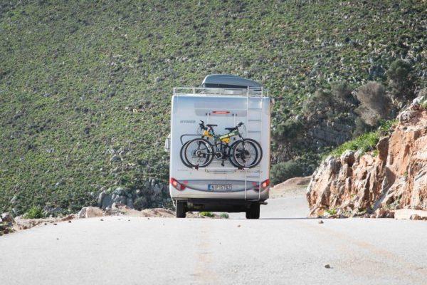 hymer-campervan-with-bike-racks-rear-view