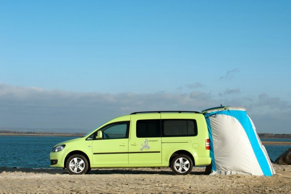 vw-caddy-tramper-maxi-with-tent-open-side-view